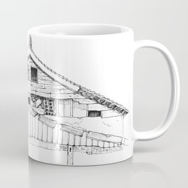 Container of life Coffee Mug