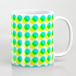 dots pop pattern 3 Coffee Mug