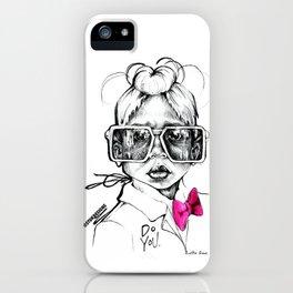 #STUKGIRL Penny iPhone Case