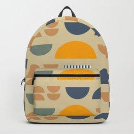 Some modern geometry Backpack
