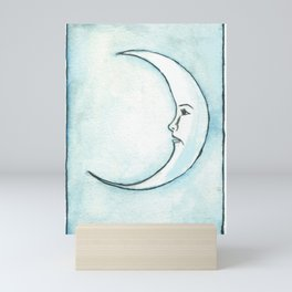 La Luna Mini Art Print