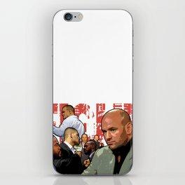 UFC Fight Empire iPhone Skin