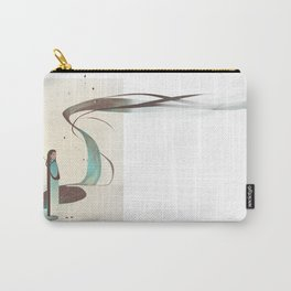 Lady of Mercy Carry-All Pouch
