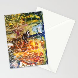 Triangle City Stationery Cards