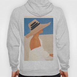 Summer Hat Hoody