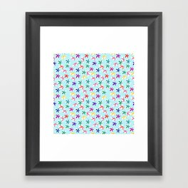 Holiday Mints Framed Art Print