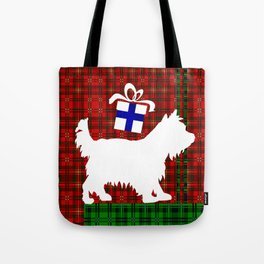 Yorkshire Wrapping Tote Bag