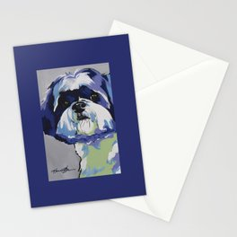 Ringo the Shih Tzu Stationery Cards