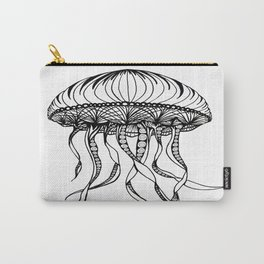 Jellyfish Octopus Creature Imaginitive  Carry-All Pouch