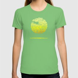 Sun in Different Languages T-shirt