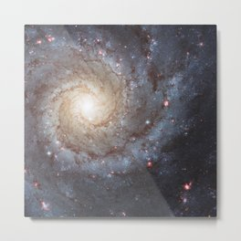 Galaxy M74 Metal Print