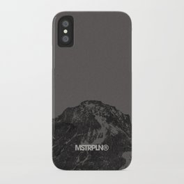 Nature / Winter Mountains iPhone Case