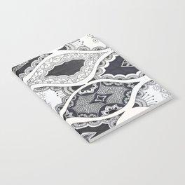 Patterned Pods Notebook