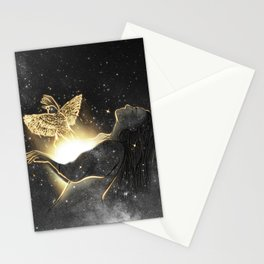 Catch up your dreams. Stationery Cards
