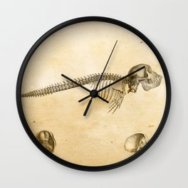 LIMINAL BEING n36 Wall Clock