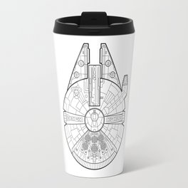 Millenium Falcon. Travel Mug