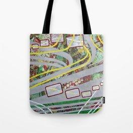 Highway Hypnosis Tote Bag