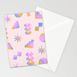 What I See in the Sand Stationery Cards