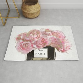 Pink Scented Rug