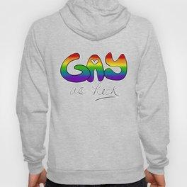 Gay as Heck Hoody