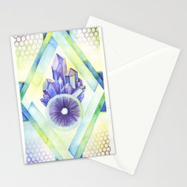 Spore Dance Stationery Cards