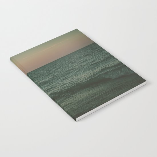 Disappear Into The Deep Notebook