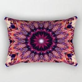 Born Of Fire Rectangular Pillow
