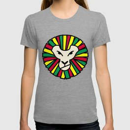 Lion Rastafari T-shirt