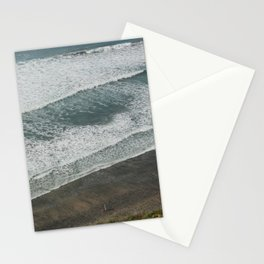 Waves on the Beach Stationery Cards