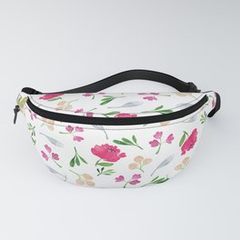 Min Hwang Happy Spring Florals Fanny Pack