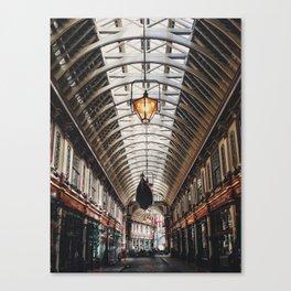 A Walk through Joy Canvas Print