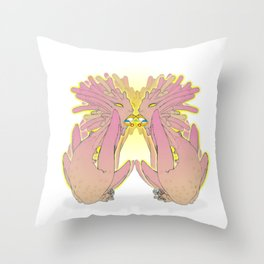 SCOUTS Throw Pillow