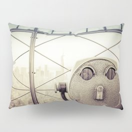 New York City Summer Pillow Sham