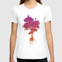splatter T-shirts featuring Splatter Tree by CoryFreemanDesign