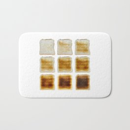 How Do You Like Your Toast Done Bath Mat