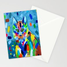 Splash Cat Stationery Cards