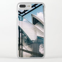 Sails Clear iPhone Case