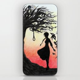 The Hanging Tree iPhone Skin