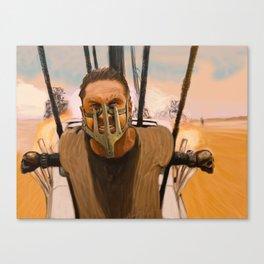 MAX mask Canvas Print