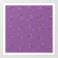 insect Art Prints featuring Insect by Boutique Boutilier