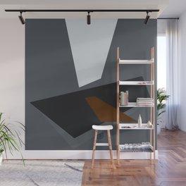 Somber Procrastination Wall Mural