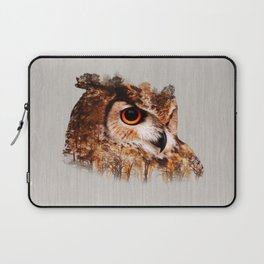 Home of the one who sees it all Laptop Sleeve
