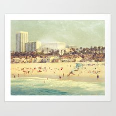 The Best Place on Earth Art Print
