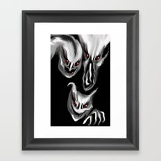 Welcome to my dreams Framed Art Print