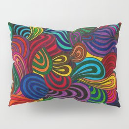 Waves of Freedom #Z Pillow Sham