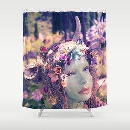 Kore: The Unicorn Shower Curtain