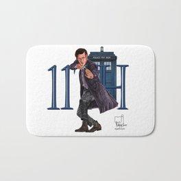 11th Doctor Bath Mat