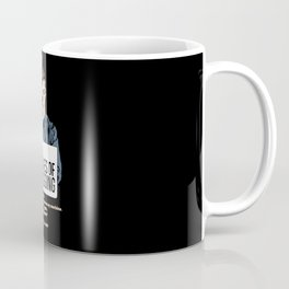Computer Programmer Gift: 6 Stages of Debugging Coffee Mug