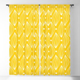 Mustard Yellow Blackout Curtain