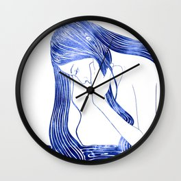 Nereid IV Wall Clock